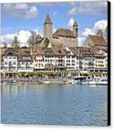 Rapperswil Canvas Print