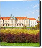Royal Castle In Warsaw Canvas Print by Artur Bogacki
