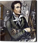 Antonio Canova (1757-1822) Canvas Print by Granger