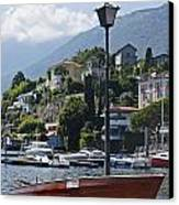Ascona - Ticino Canvas Print by Joana Kruse