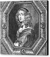 Christina (1626-1689) Canvas Print by Granger
