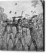 Frederick Douglass Canvas Print by Granger
