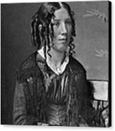 Harriet Beecher Stowe, American Canvas Print