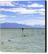 Lake Constance Canvas Print by Joana Kruse