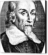William Harvey, English Physician Canvas Print