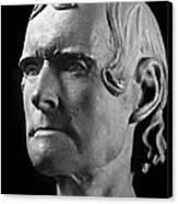 Thomas Jefferson (1743-1826) Canvas Print