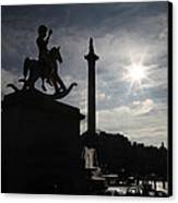 4th Plinth 3 Canvas Print