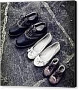 Shoes Canvas Print by Joana Kruse