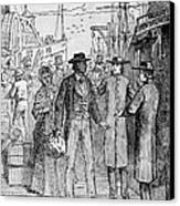 Frederick Douglass Canvas Print