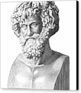 Hannibal (247-183 B.c.) Canvas Print by Granger