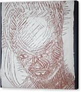 Jesus - Tile Canvas Print
