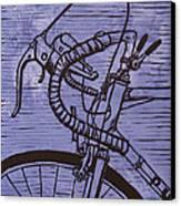 Bike 2 Canvas Print by William Cauthern