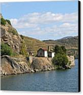 Douro River Valley Canvas Print