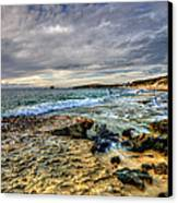 Point Peron Wa Canvas Print