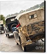 A Model Procession Canvas Print by David Lade