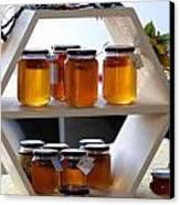 A Taste Of Honey Canvas Print by Francois Cartier