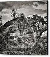 Abandoned Barn 2 Canvas Print