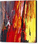 Abstract - Acrylic - Rising Power Canvas Print by Mike Savad