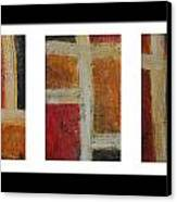 Abstract Collage 1 Canvas Print