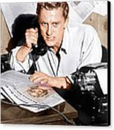 Ace In The Hole, Kirk Douglas, 1951 Canvas Print