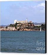 Alcatraz Island In San Francisco California . South Side . 7d14288 Canvas Print