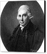 Alexander Monro II, Scottish Anatomist Canvas Print by Science Source