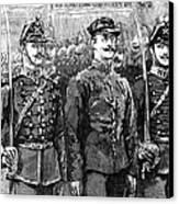 Alfred Dreyfus (1859-1935) Canvas Print by Granger