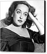 All About Eve, Bette Davis, 1950 Canvas Print by Everett