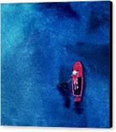 Alone 1 Canvas Print