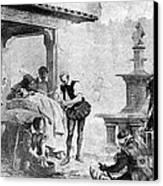 Ambroise Par�, French Surgeon, Pioneer Canvas Print
