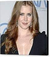Amy Adams In Attendance For 22nd Annual Canvas Print