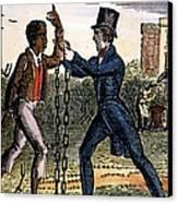 An Abolitionist Canvas Print