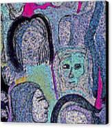 Ancestral Cave Canvas Print