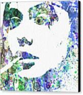 Angelina Jolie Canvas Print