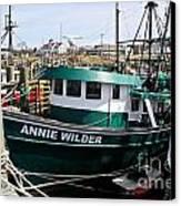 Annie Wilder Canvas Print by Extrospection Art