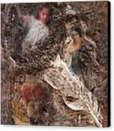 Archaelogical  Canvas Print