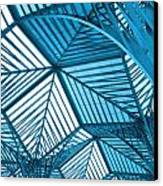 Architecture Design Canvas Print