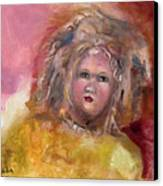 Arranbee Nancy Lee Doll Canvas Print by Susan Hanlon