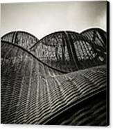 Artistic Curves Canvas Print by Lenny Carter