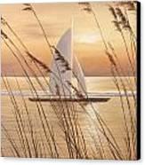 At Last Canvas Print by Diane Romanello