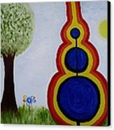 Attune - To Bring Into Harmony. Canvas Print