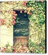 Autumn In France Canvas Print by Georgia Fowler