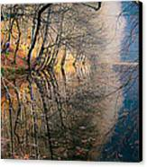 Autumn Canvas Print by Okan YILMAZ