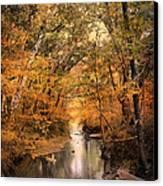 Autumn Riches 2 Canvas Print by Jai Johnson