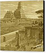 Babylon Canvas Print
