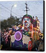 Bacchus In Bokeh Canvas Print by Ray Devlin