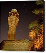 Baghdad Night Sky Canvas Print by Rick Frost