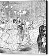 Ball, 1858 Canvas Print by Granger