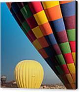 Ballons - 3 Canvas Print by Okan YILMAZ