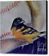 Baltimore Orioles Canvas Print